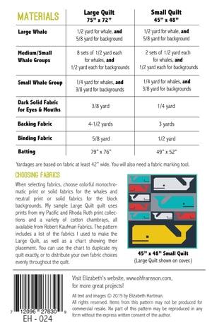 Image of PREPPY POD pdf quilt pattern