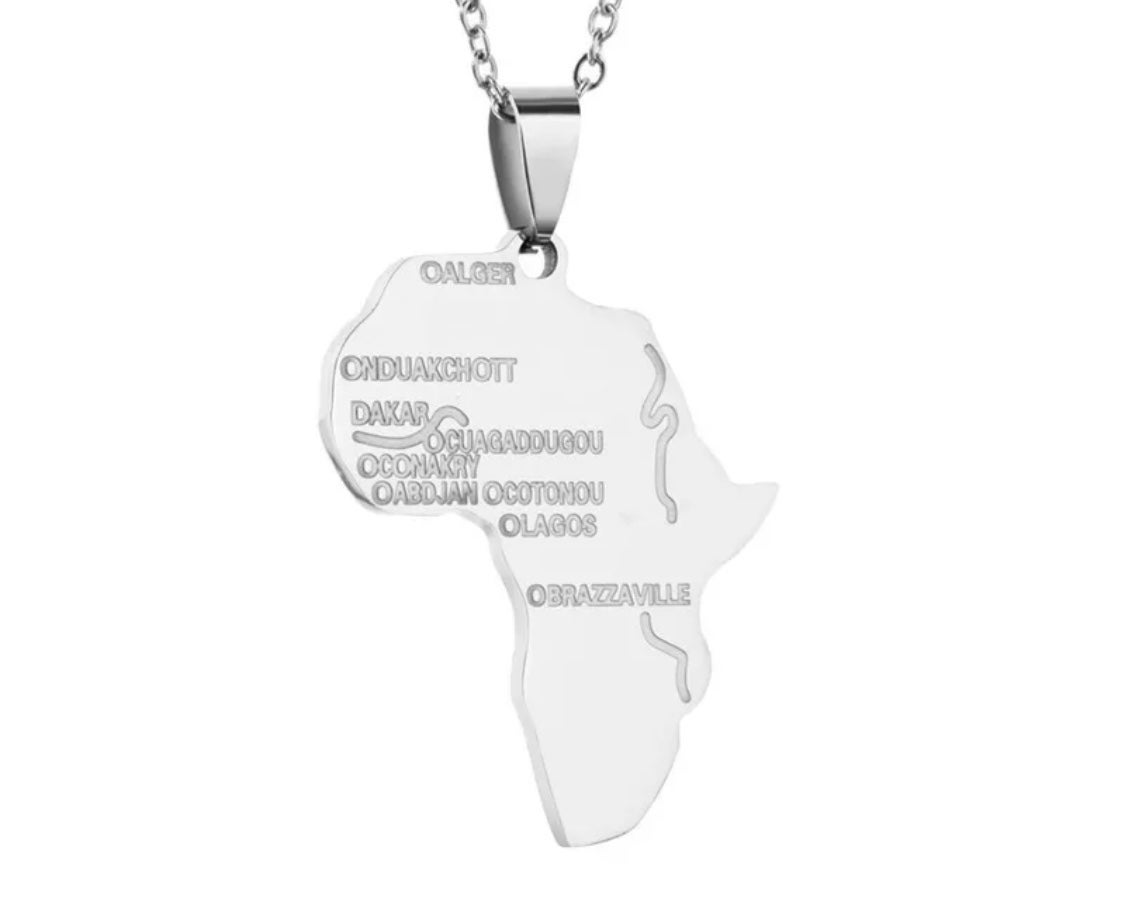 Image of The Mother Land Necklace