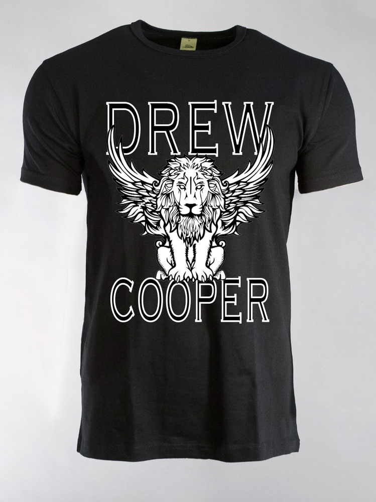 Image of Drew Cooper Gryphon T-Shirt *PreOrder*
