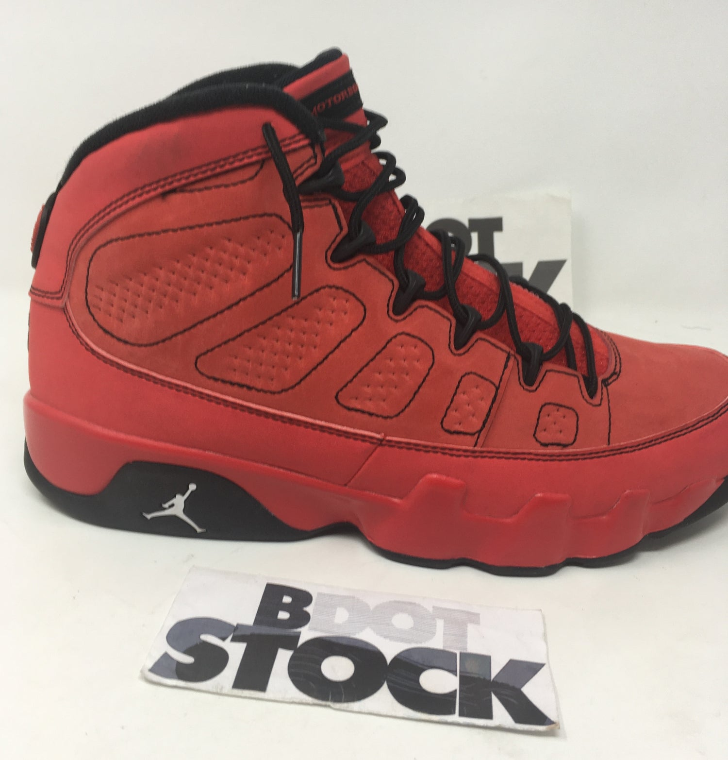 "Image of Nike Retro Air Jordan 9 ""Motorboat"" Sz 9.5"