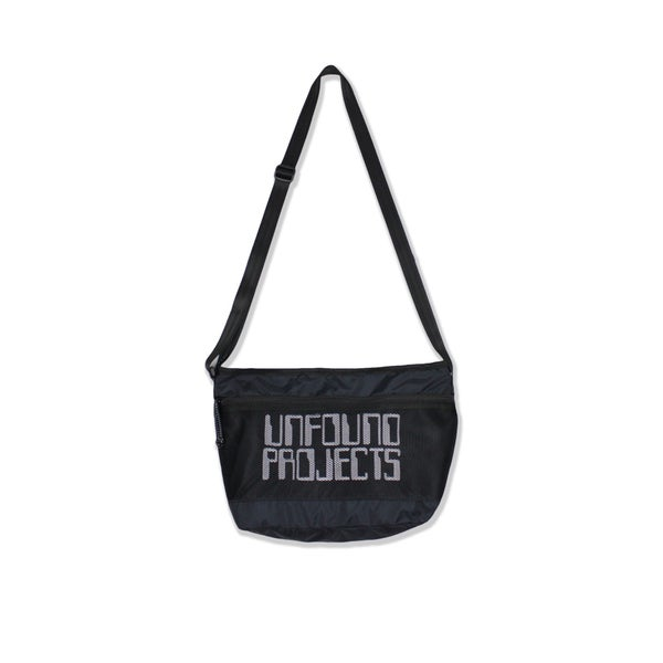 Image of UNFOUND PROJECTS SUMMER BAG BLACK