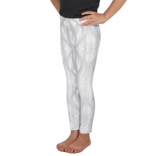 Image of Girl's Afterglow Yoga Pants
