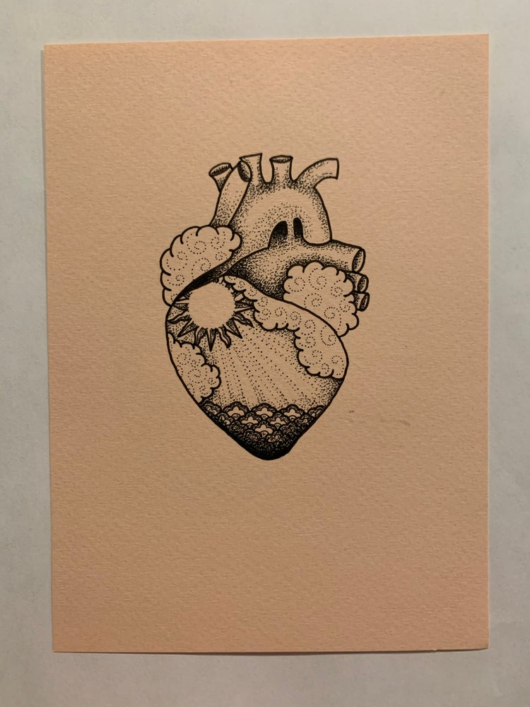 Image of Original Heart #10