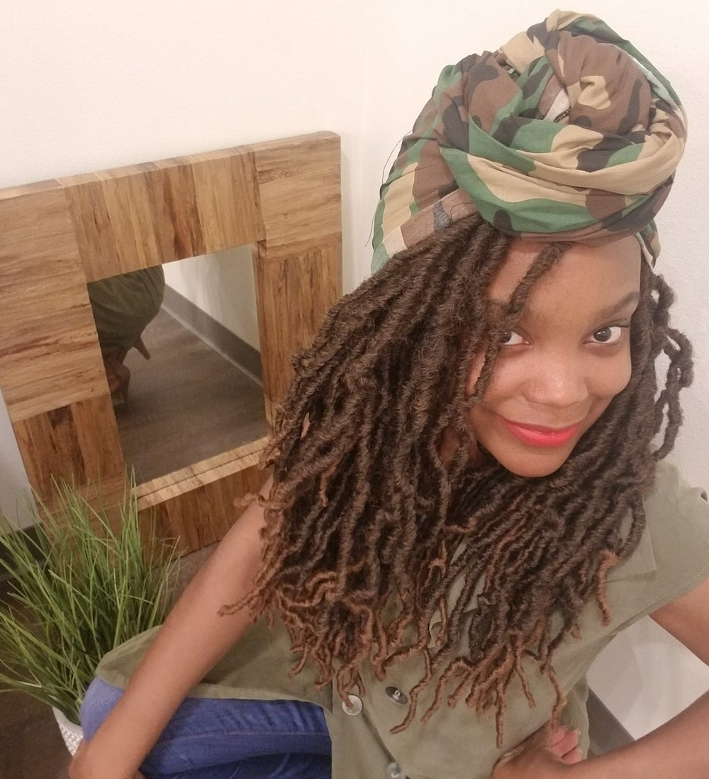 Image of CAMO - HEADWRAP