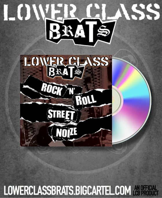 "Image of ""Rock 'N' Roll Street Noize"" mini CD"