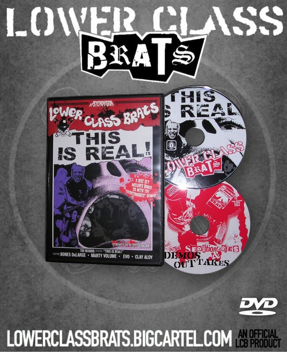 "Image of ""THIS IS REAL!"" DVD (+ Bonus CD)"