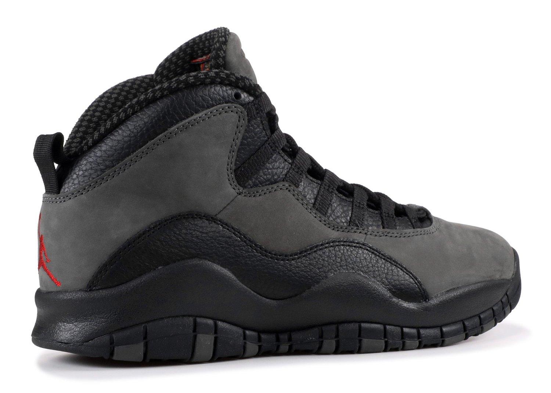 "Image of Nike Retro Air Jordan 10 ""Shadow"" Sz 10"