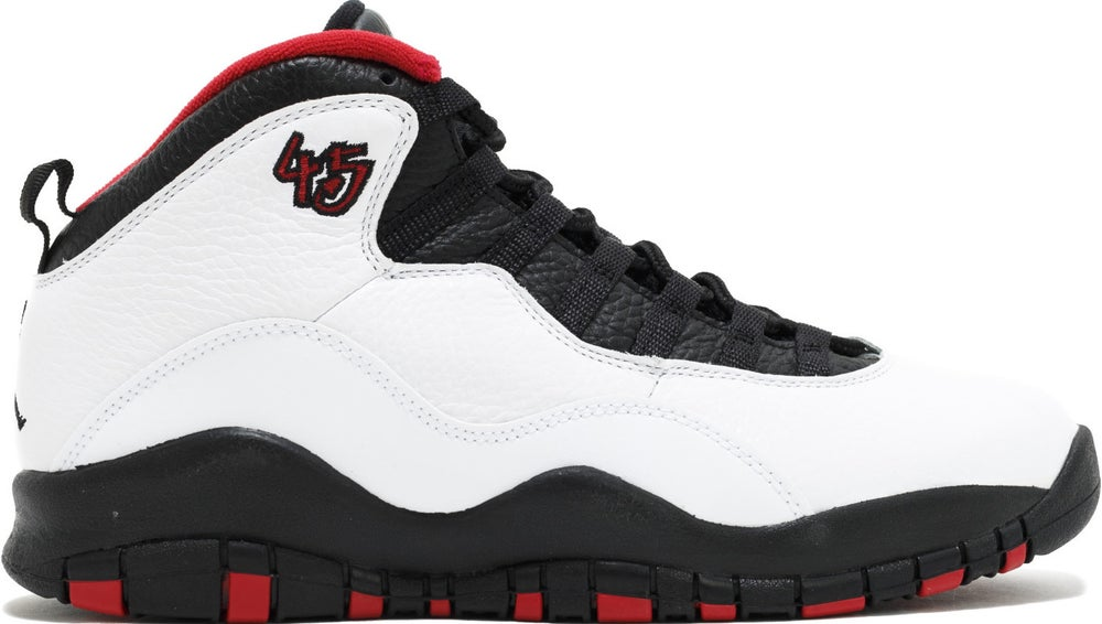 "Image of Nike Retro Air Jordan 10 ""Double Nickel"" Sz 10"