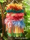 Latch Hook Weaving