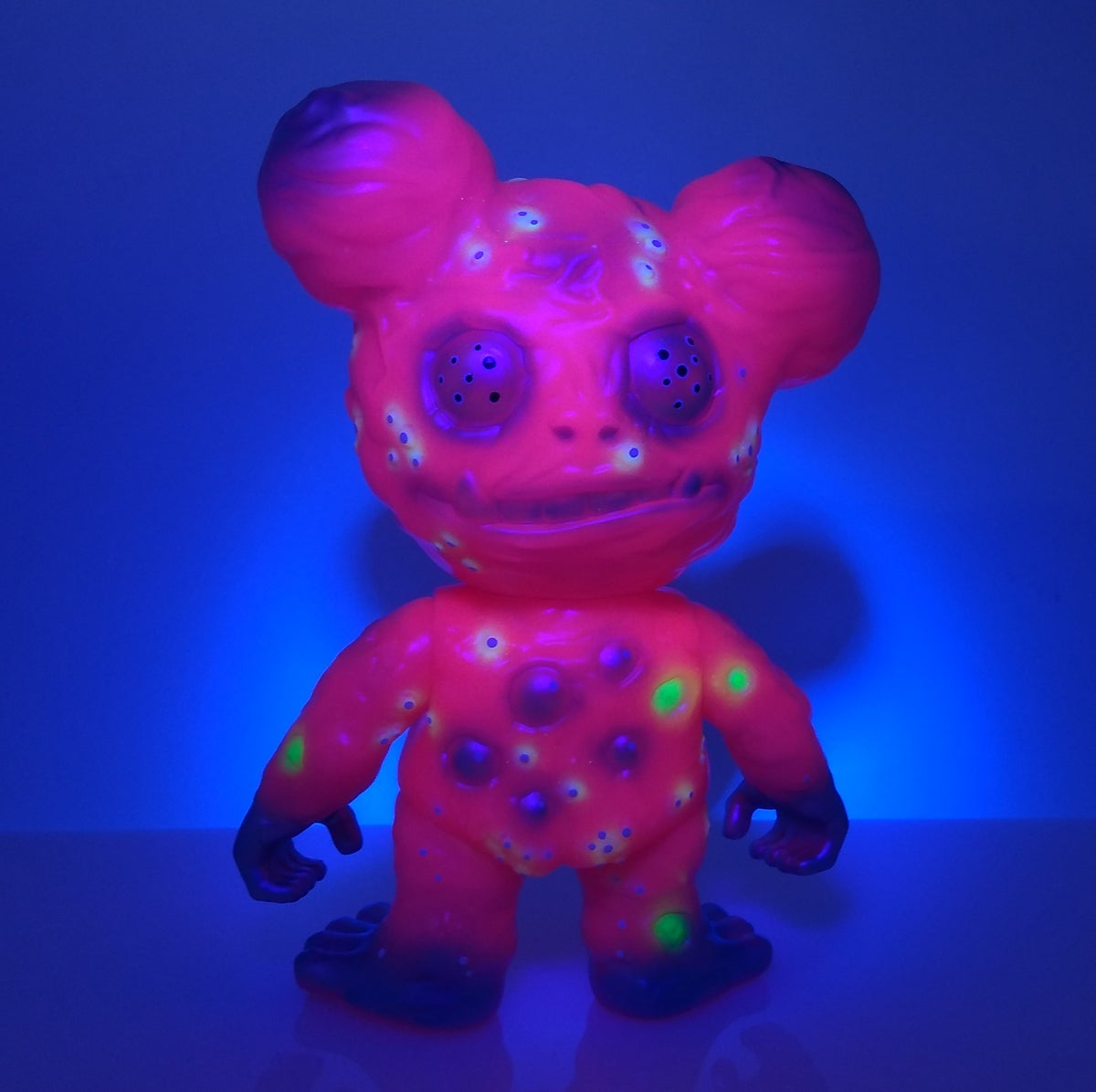 Image of Bruzzy Pink Neon Infection One Off