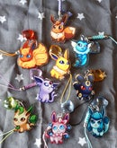 Image 5 of (NEW ADDED) Pokemon Chibis : Acrylic Charms