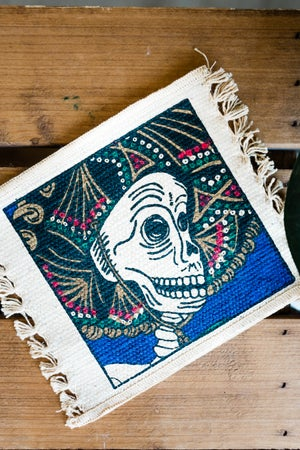 Image of Solo Skully Coaster x2 Pack