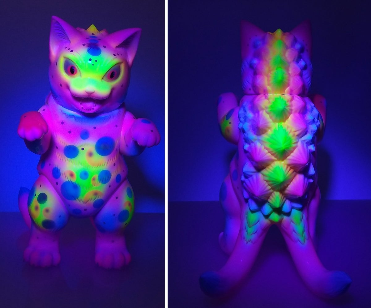 Image of Custom Neon Bubbles Daioh Negora