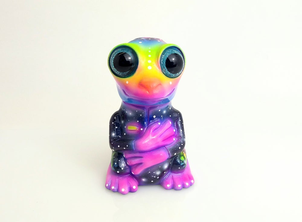 Image of One off custom Vintage Soft Vinyl Alien II