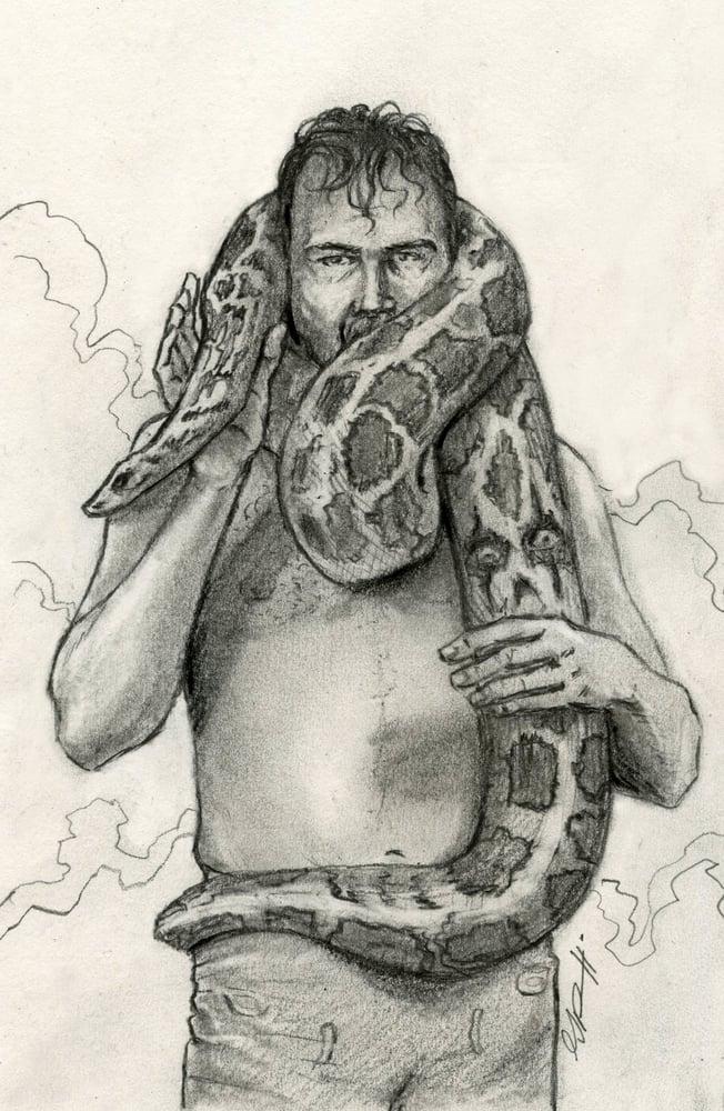 Image of WWF sketches Round 2