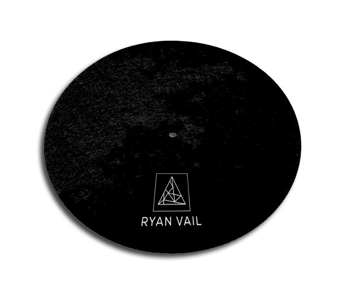 Image of SINGLE SLIPMAT with Ryan Vail logo