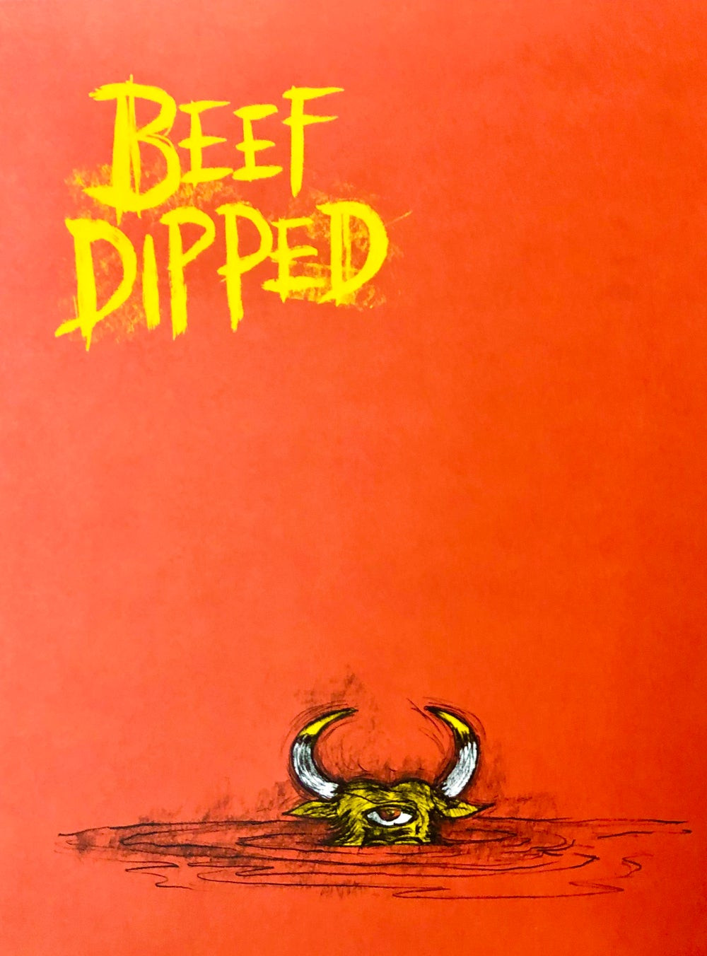 Beef Dipped
