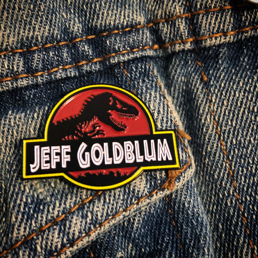 Image of Jeff Forever Pin