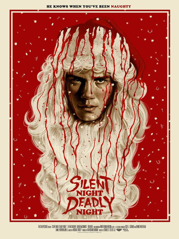 Image of SILENT NIGHT DEADLY NIGHT