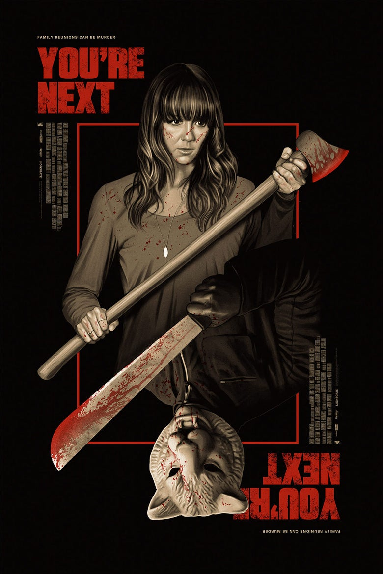 Image of YOU'RE NEXT (PG-13)