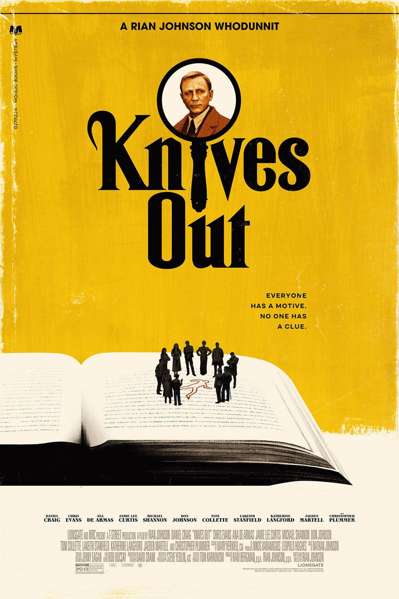 Image of KNIVES OUT