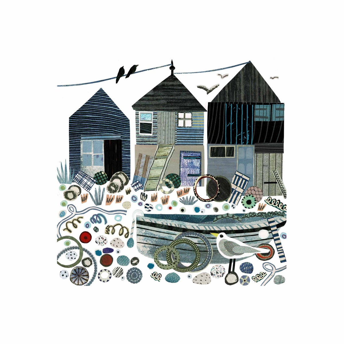 Image of Fishing Station, Eastbourne