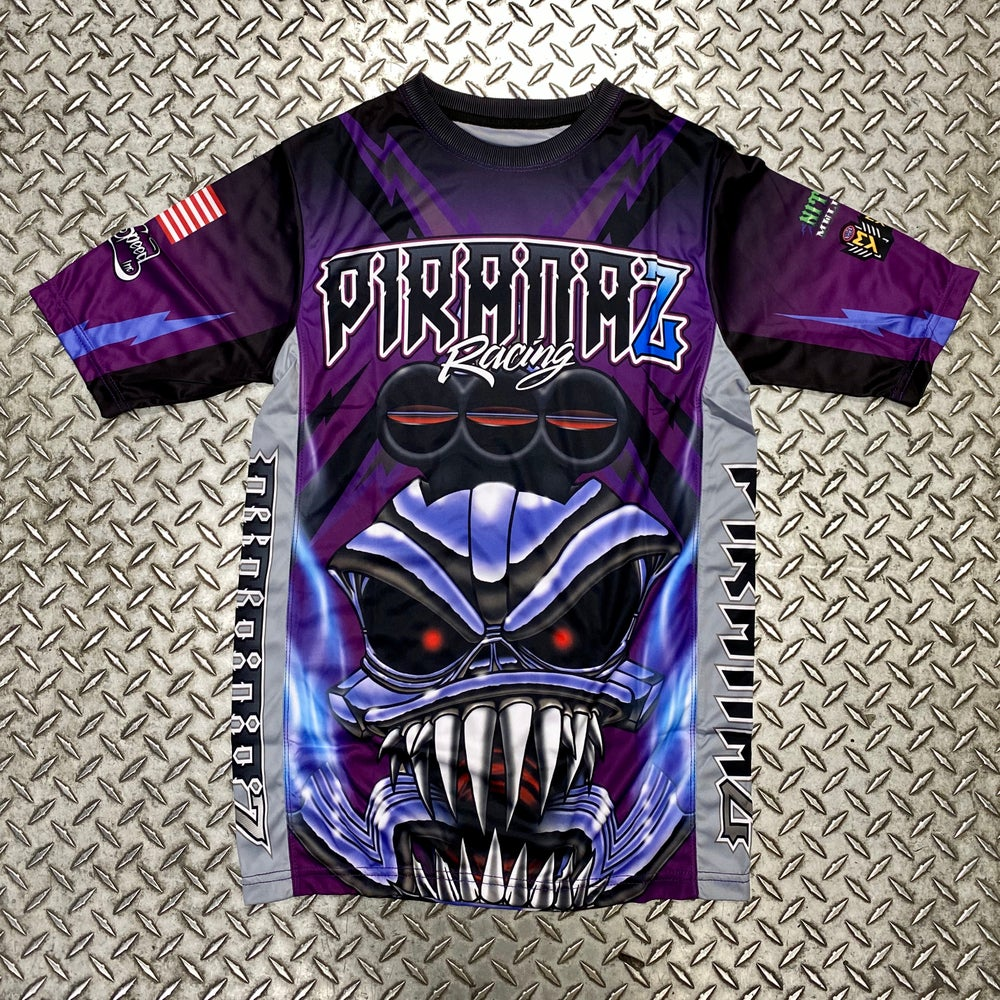 Image of 2020 PIRANAZ RACING TEAM SHIRT