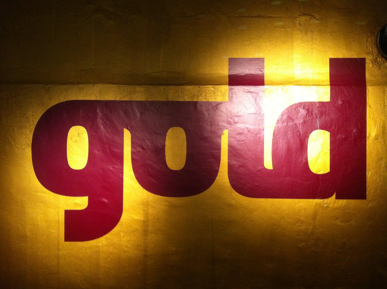 Image of GOLD Gutschein 10€