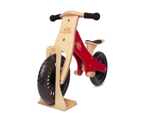 Image of Kinderfeets bike stand, ships free with additional products.