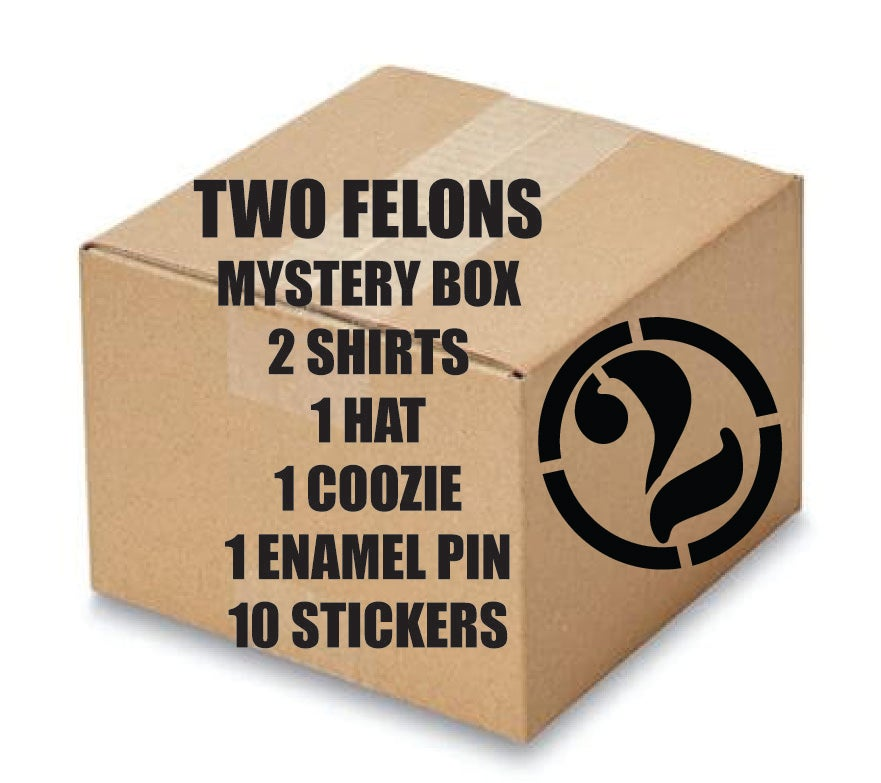 Two Felons Mystery Box