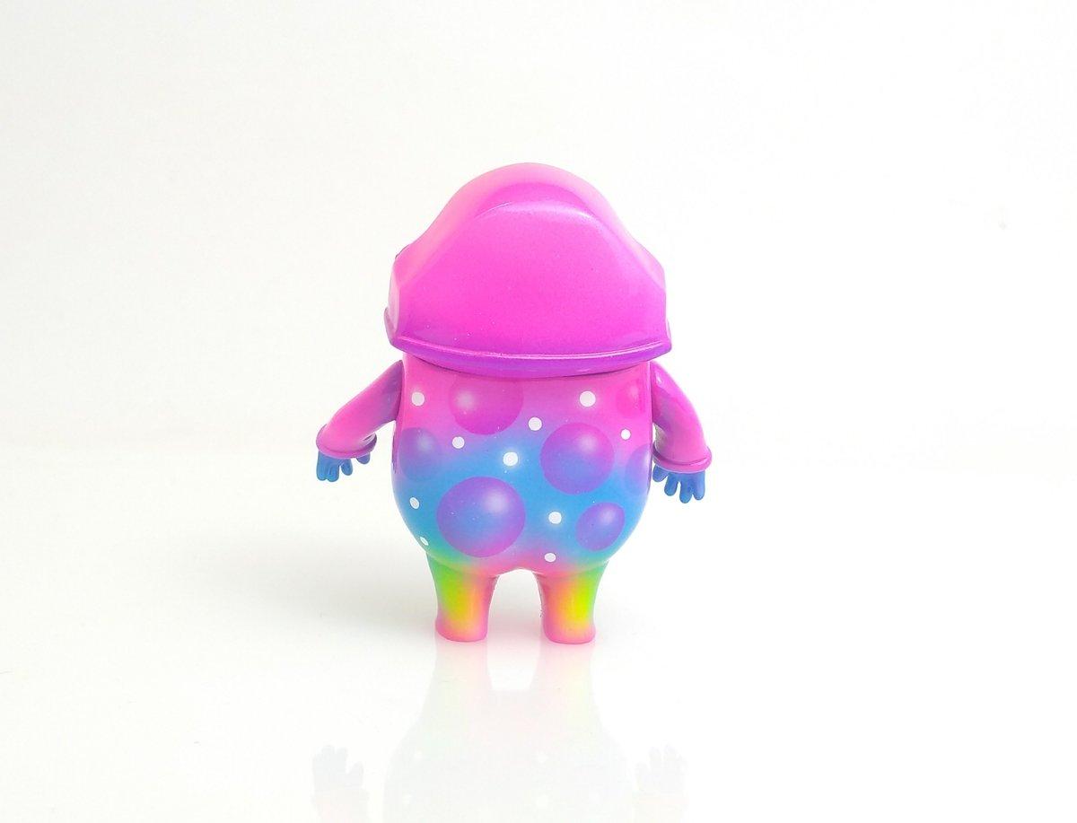 Image of Custom Neon Bubbles Lampu By Shimomuko