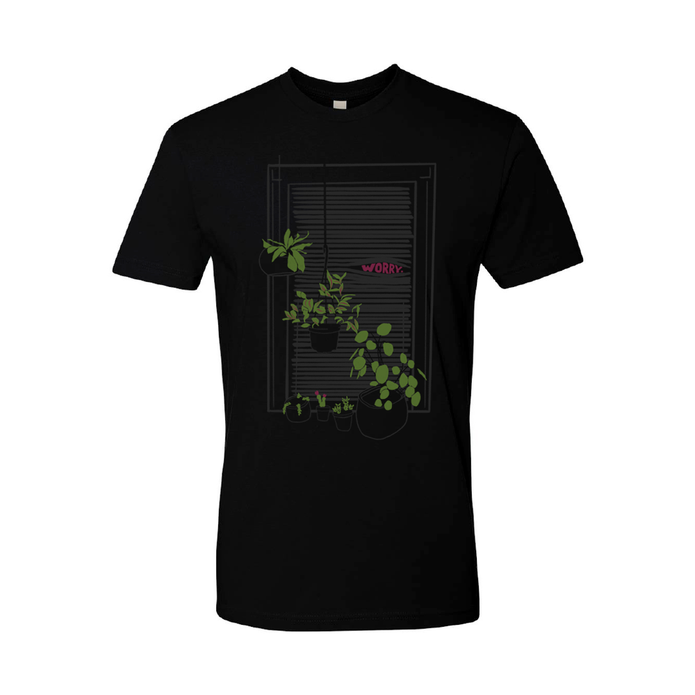 Image of WORRY PLANTS TEE