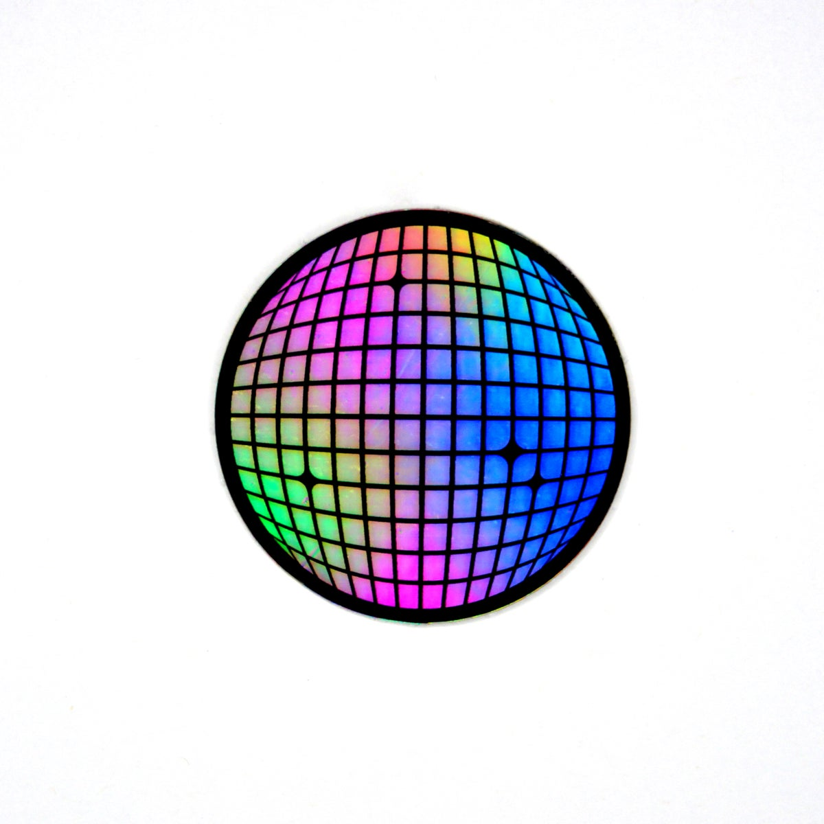 Image of Discoball Sticker