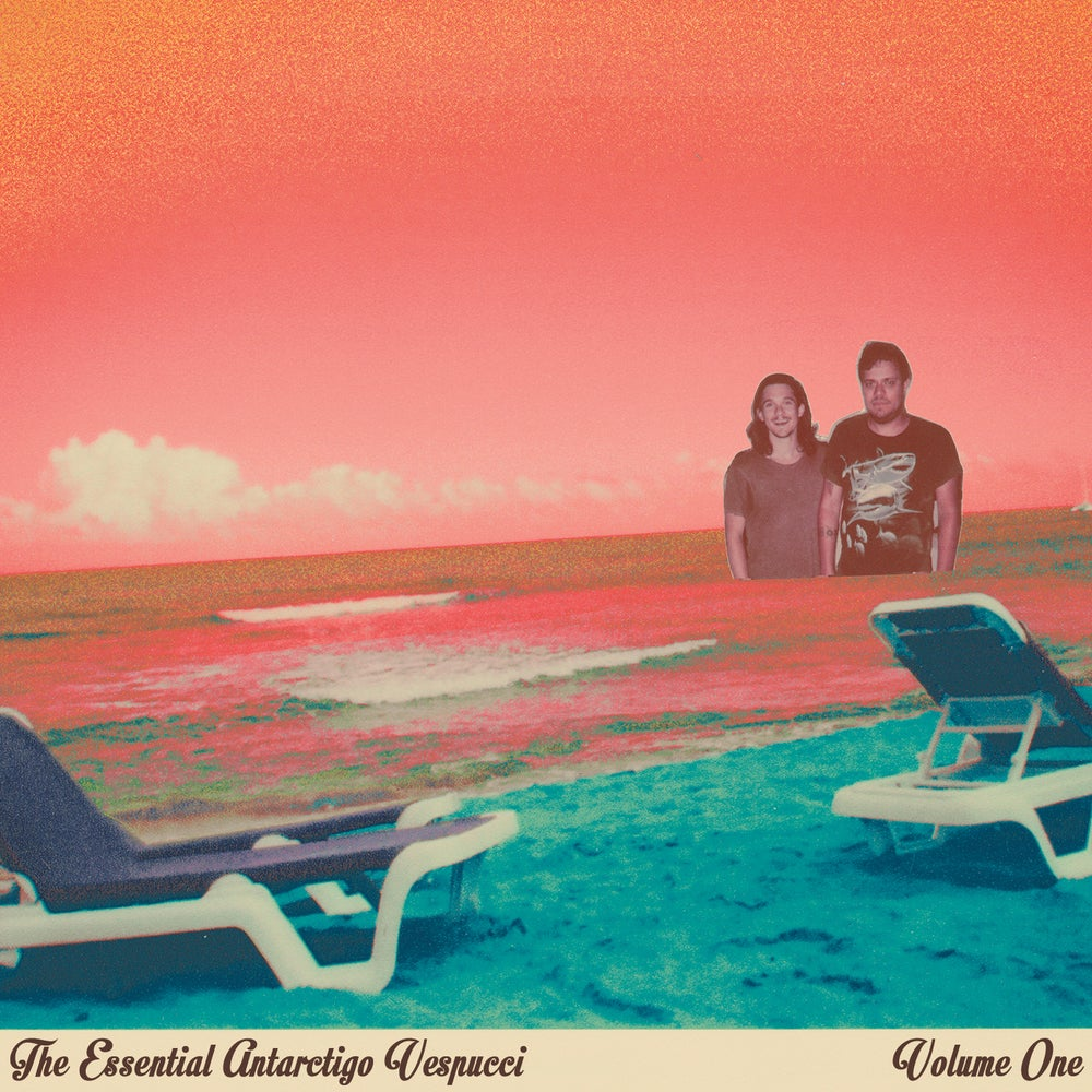 Image of ANTARCTIGO VESPUCCI  - The Essential A/V Vol. 1