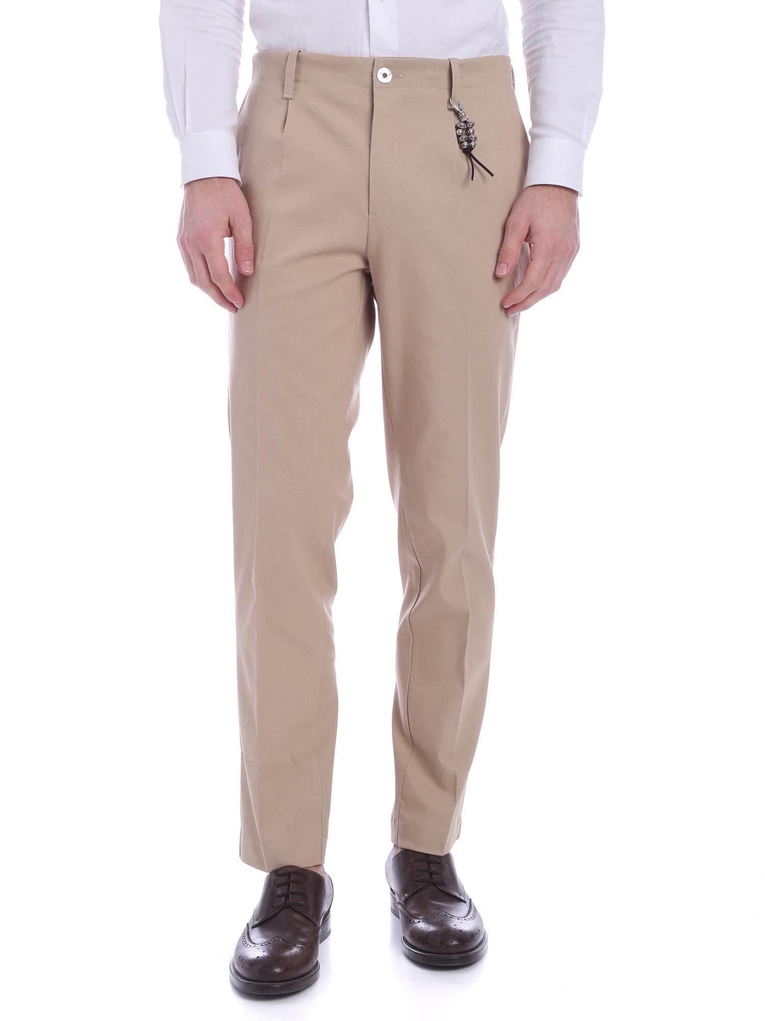 Image of Pantalone denim orzo una pence D-OR