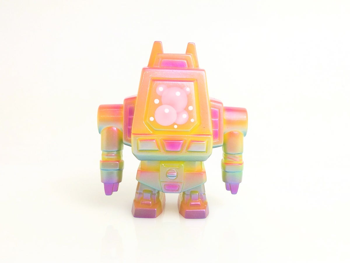 Image of Neon GGML Vendor Bot One Off Custom