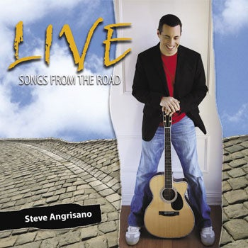LIVE! Songs from the Road - CD