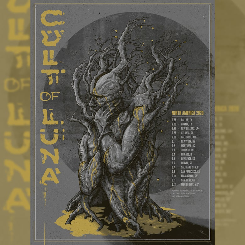 Image of Cult of Luna Tour Poster