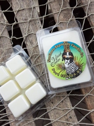 """Image of """"ISLAND COOLER"""" Soy Candle"""