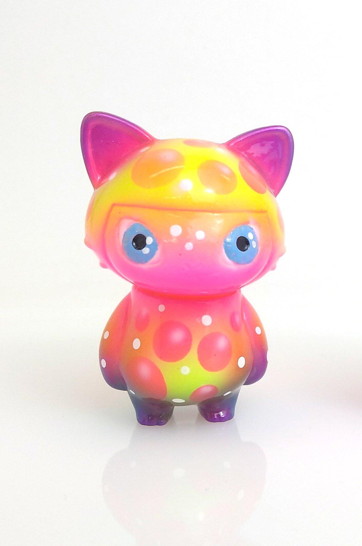 Image of Neon Bubbles Nyancocco custom