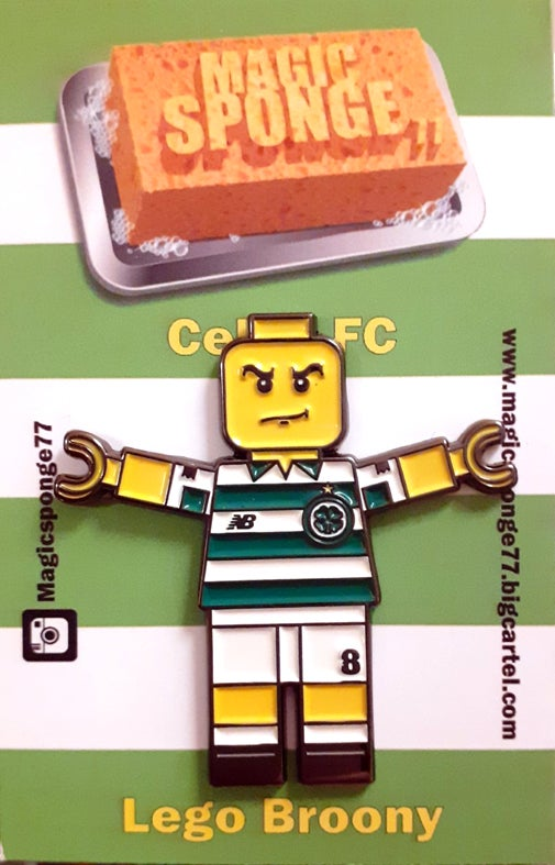 Image of Lego Broony