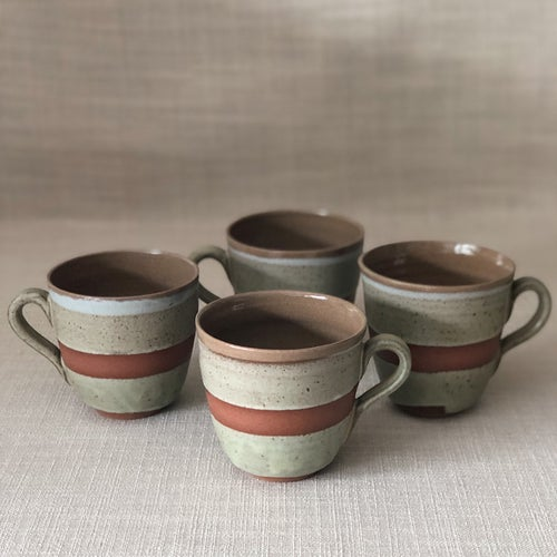 Image of DUSK GREEN MUG
