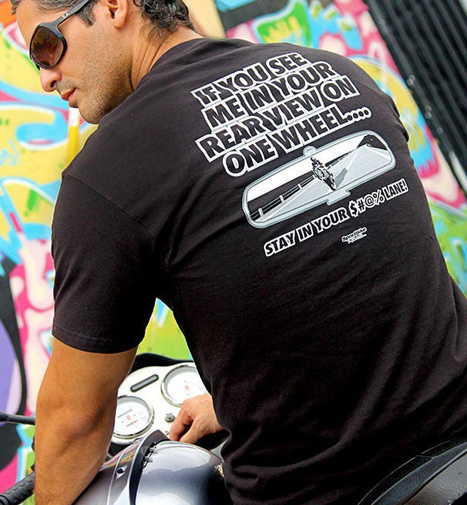 Image of Rear View T-Shirt