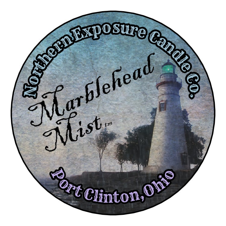 "Image of ""MARBLEHEAD MIST"" Soy Blend Candle"