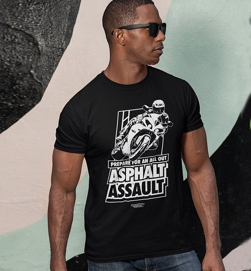 Image of Asphalt Assault T-Shirt