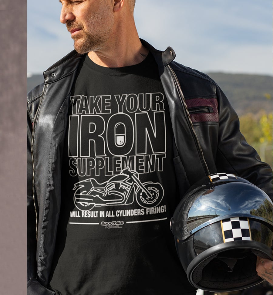 Image of Iron Supplement - T-Shirt