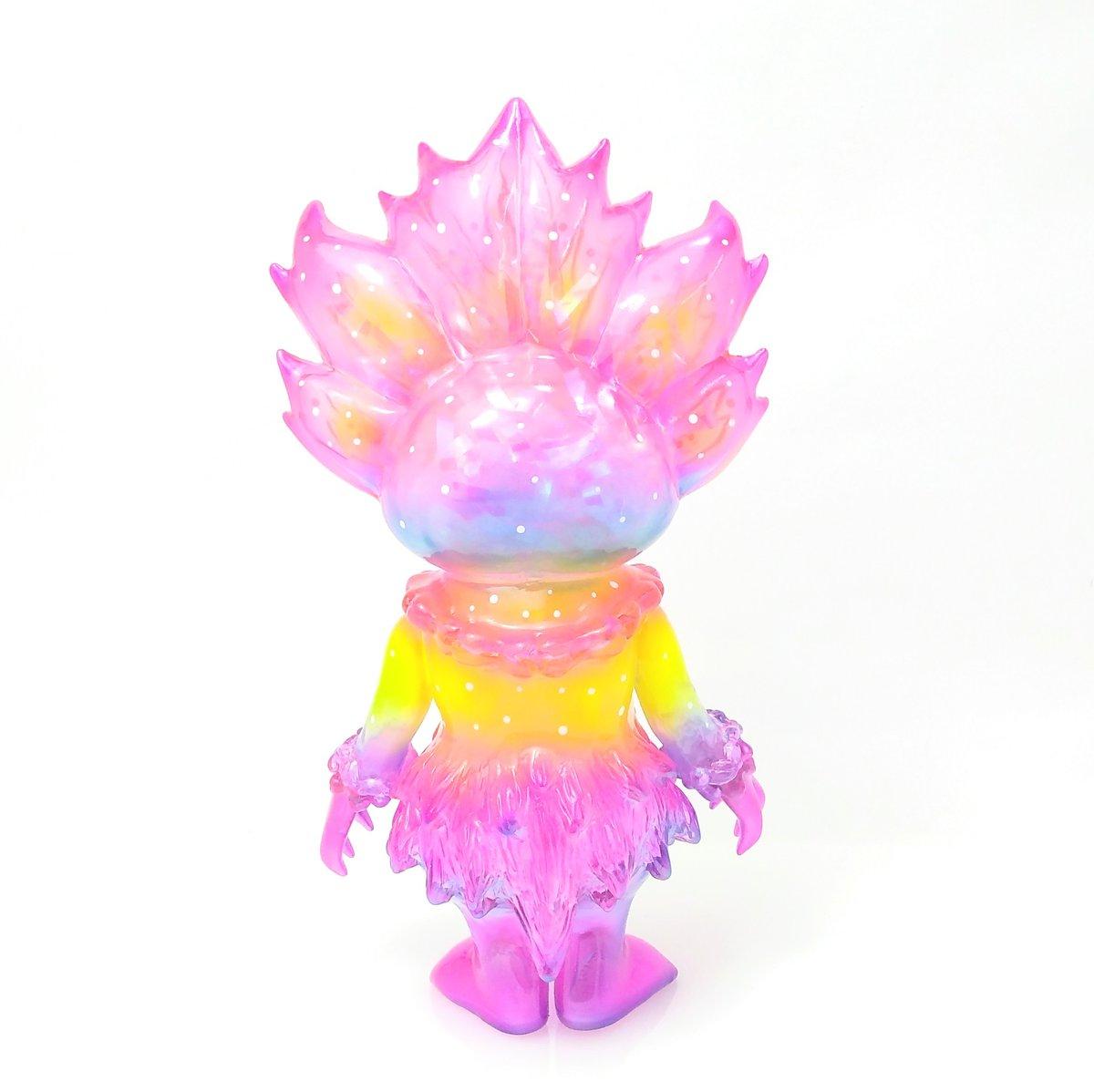 Image of Neon clear Maharaja One Off Custom