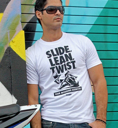 Image of Slide, Lean, Twist T-Shirt