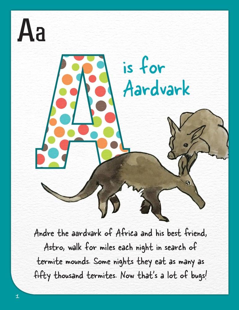 Image of Unusual Animals A-Z (E-BOOK)