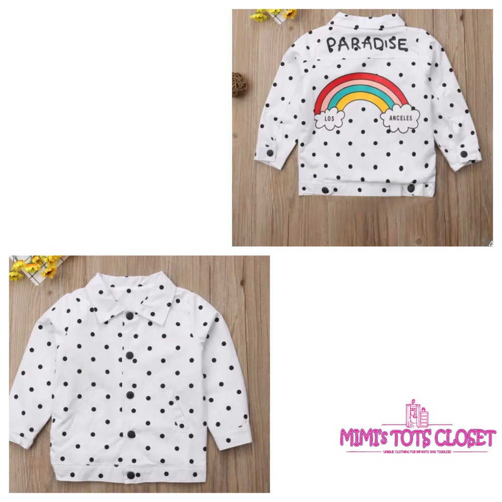 Image of Girls Paradise Jacket